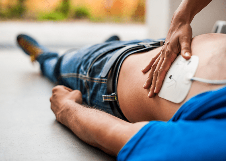 BLS + AED Training (Basic Life Support + Automated External Defibrillator)